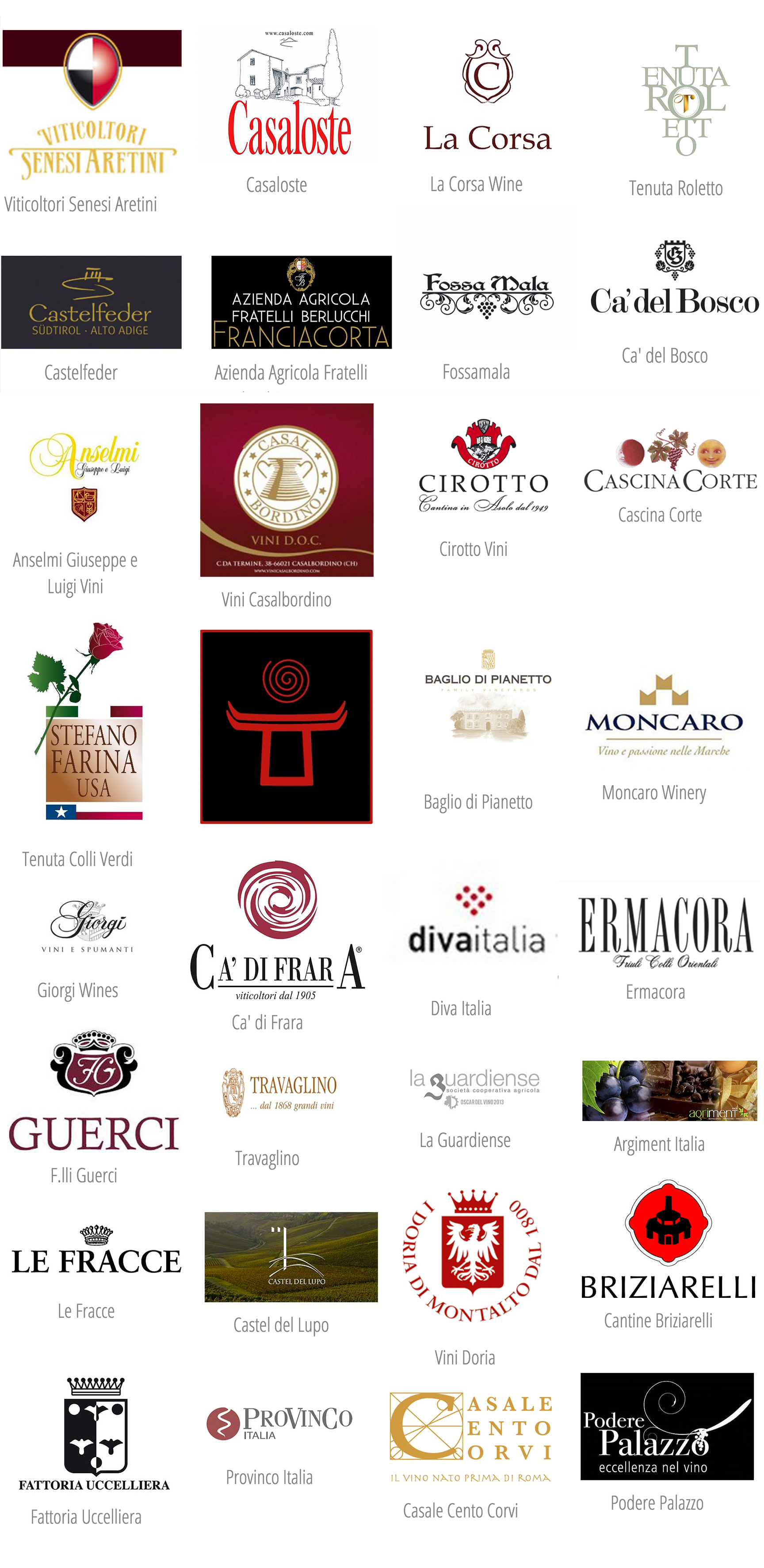 wine exhibitors 2016