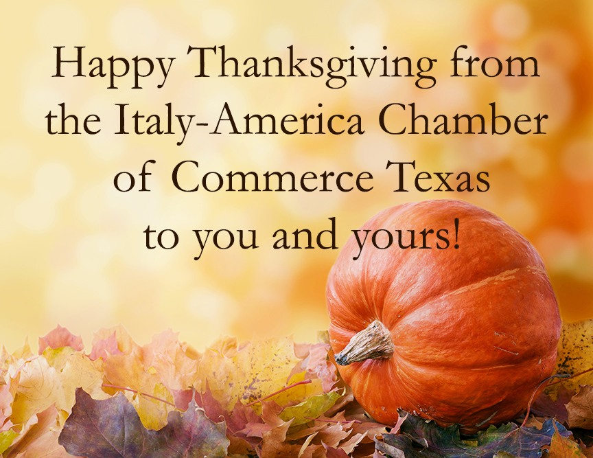 chamber thanksgiving